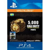 Call of Duty: Infinite Warfare 5000 Points for PS4 [DIGITAL]
